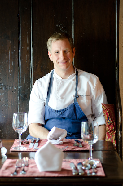 Chef Matthew Zadorozny of Company of the Cauldron – Nantucket, MA